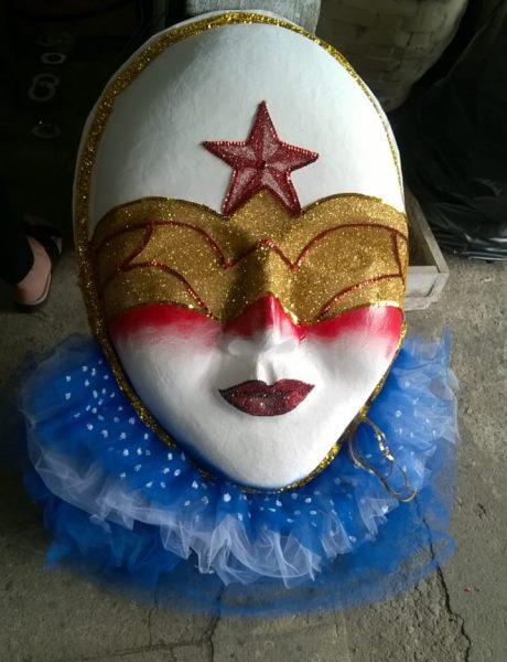 Preparativos para Carnaval de Antigamente seguem a todo vapor (JC Curtis/Fundacc)
