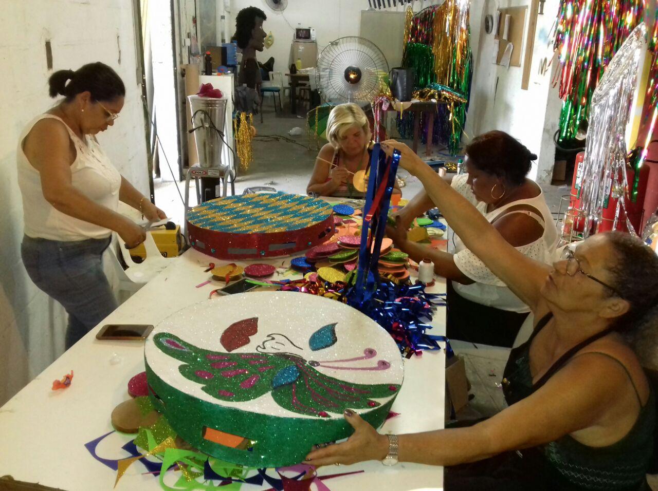 Corso e Desfile de Bonecões abrem Carnaval de Antigamente de Caraguá nesta sexta-feira (Fotos: JC Curtis/Fundacc)