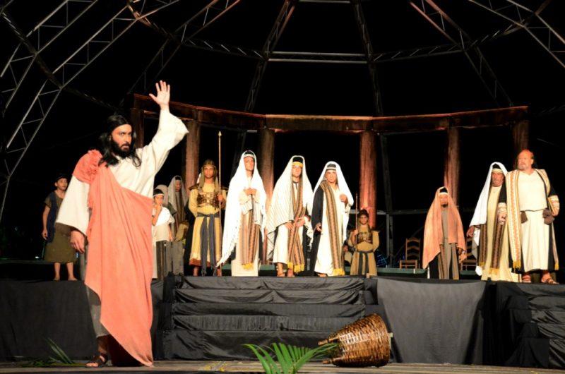 Coquetel marca lançamento de DVD e abertura dos ensaios para 11ª Encenação da Paixão de Cristo (Fotos: JC Curtis/Fundacc)