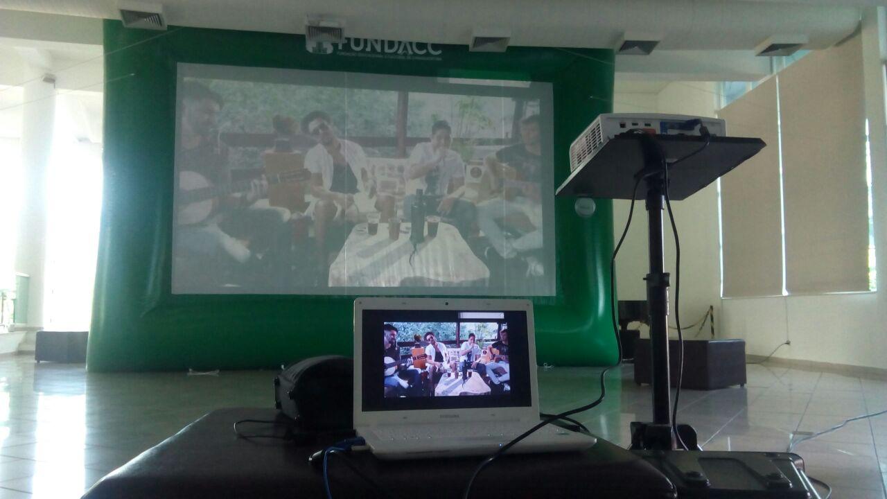 Fundacc lança projeto 'Cinema nos Bairros' no mês de aniversário de Caraguatatuba (Fotos: Divulgação)