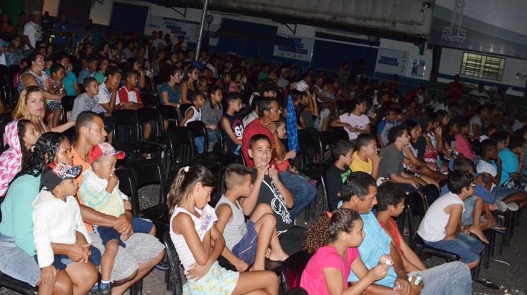 Fundacc lança projeto 'Cinema nos Bairros' no mês de aniversário de Caraguatatuba (Fotos: JC Curtis/Fundacc)