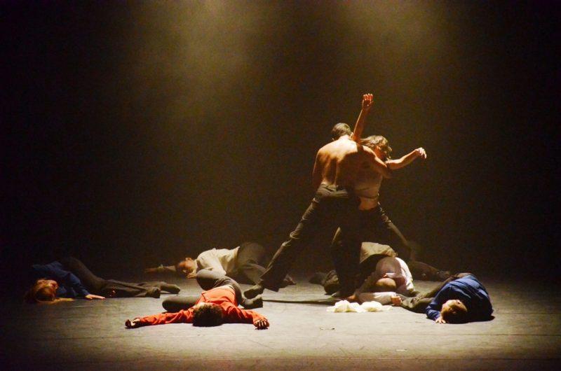"""Corpo de Baile apresenta espetáculo """"Colheita"""" no TMC na próxima quarta-feira (Fotos: JC Curtis/Fundacc)"""