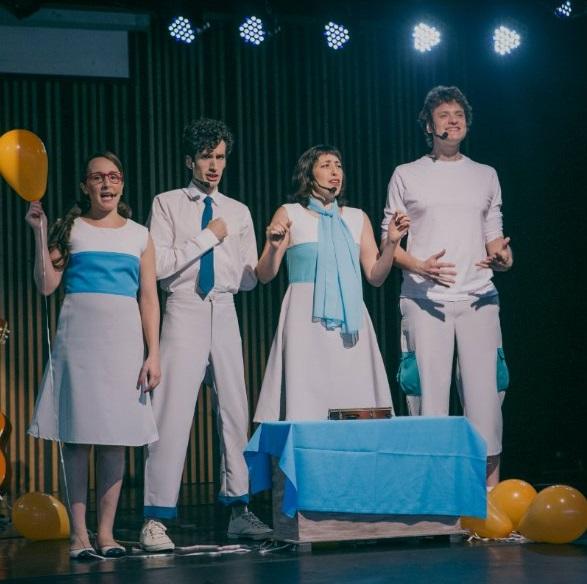 Espetáculo infantil 'Poetinha' é atração de sexta no Teatro Mario Covas (Fotos: Divulgação